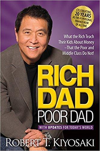 پدر پولدار و پدر بی پول